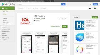 ICA Banken - Apps on Google Play