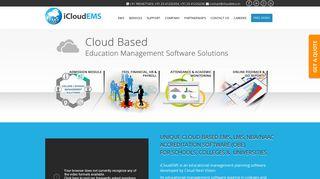 Employee and Teacher Login - CloudEMS