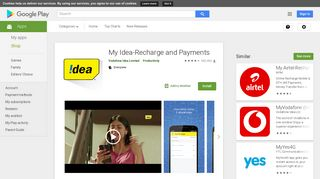 My Idea-Recharge and Payments - Apps on Google Play