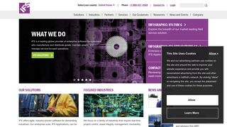 Global Enterprise Software Solution Provider | IFS United States