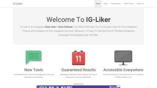 IG-Liker - Instagram Auto Follower & Auto Liker