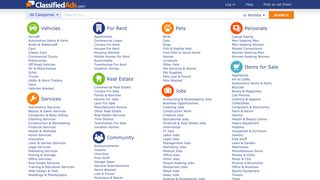 Classifieds - Free Classified Ads Online