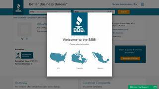 InstaVIN   Better Business Bureau® Profile