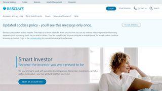 Smart Investor | Barclays