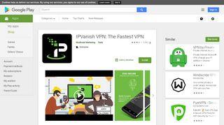 IPVanish VPN - Apps on Google Play