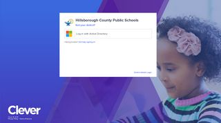 Hillsborough County Public Schools - Log in to Clever