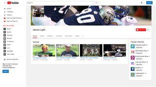 James Light - YouTube