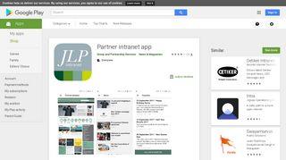 Partner intranet app – Apps on Google Play