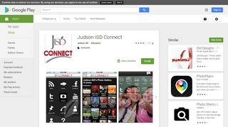 Judson ISD Connect - Apps on Google Play