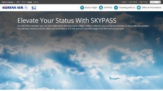 SKYPASS - Korean Air