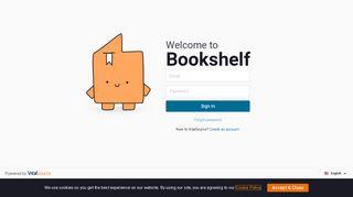 Bookshelf Online