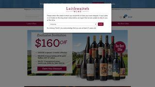 Laithwaite's Wine   The Best Home Wine Delivery