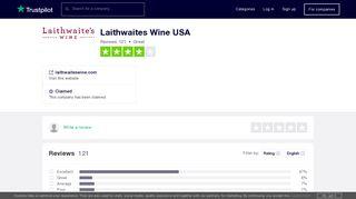 Laithwaites Wine USA Reviews   Read Customer Service Reviews of ...