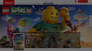 LEGO Worlds for Nintendo Switch - Nintendo Game Details