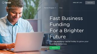 Lendr: Merchant Cash Advances & Small Business Funding
