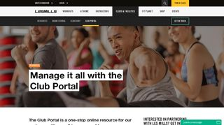 Take Charge of your Gym Marketing with Club Portal - Les Mills