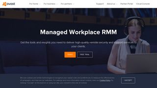 Managed Workplace RMM – Remote Monitoring and Management