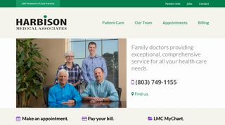 Harbison Medical Associates | Lexington Medical Center