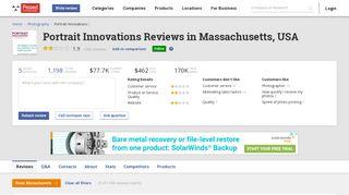 5 Massachusetts Portrait Innovations Reviews and Complaints ...