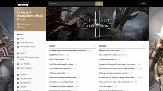 Lineage 2: Revolution Official Forum - Netmarble Forums