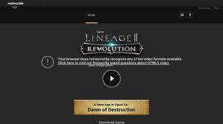 Lineage 2: Revolution – Netmarble