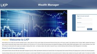 Home Page - LKP