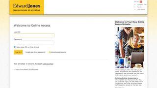 Log In: Account Access   Edward Jones Account Access