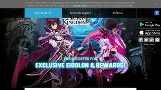 Aura Kingdom  Pre-register for most anticipated Anime RPG in 2018