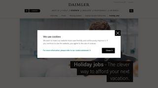Detaillierte Bewerbung Daimler Bewerbung 5