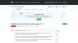 PayPal and multi-factor auth support? · Issue #50 · braintree/braintree ...