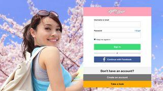 In login dating asian site hezea.com