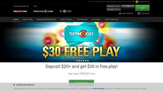 Online Gaming – Play for real in New Jersey with PokerStars