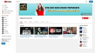 QQDewa Promotion - YouTube