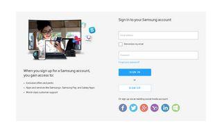 Login | Samsung