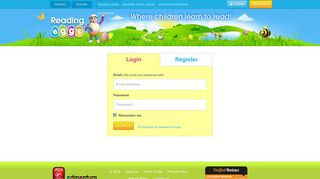 Login   Signup – ABC Reading Eggs