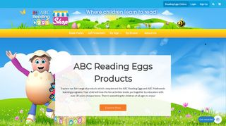 Reading Eggs Shop AU
