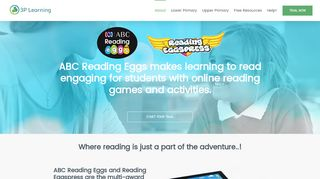 ABC Reading Eggs - 3P Learning