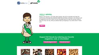 Me2® - Girl Scouts - gsnutsandmags.com