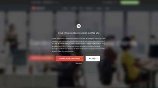 Creating an account on Mailify Sunrise