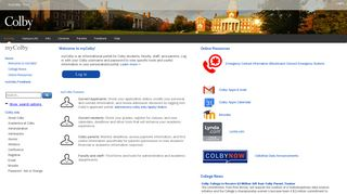 Home | Portal - Colby College