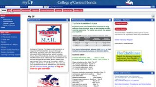 MyCF | My CF - College of Central Florida