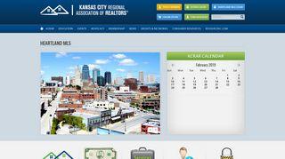Heartland MLS | Kansas City Regional Association of REALTORS®