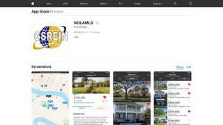 NOLAMLS on the App Store - iTunes - Apple