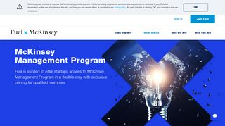 (2) New Messages! - Fuel By McKinsey