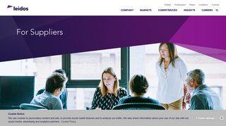 For Suppliers | Leidos