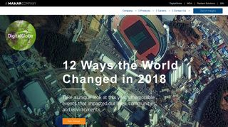 DigitalGlobe - See a Better World With High-Resolution Satellite Imagery