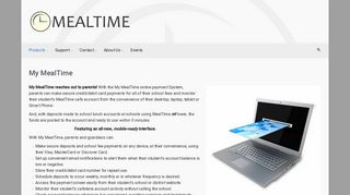My MealTime – MealTime   The CLM Group, Inc.