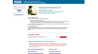 Nurse CE T3 by Medcom - Medcomrn.com