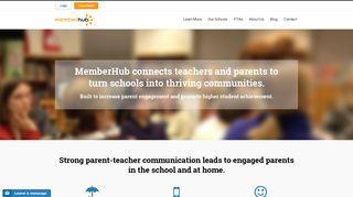 MemberHub School Communication Software from MemberHub