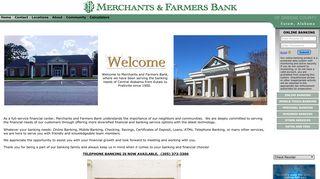 Merchants & Farmers Bank